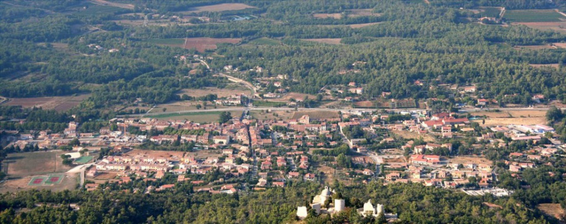 Village de Rougiers