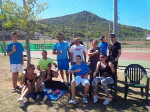 Tournois de Tennis Sept 2015