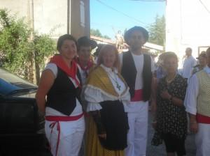 Le comité des Fêtes 2009
